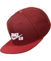 Nike Sb Icon Snapback Cap cayenne/red