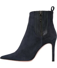 Oxitaly SOLE High Heel Stiefelette navy