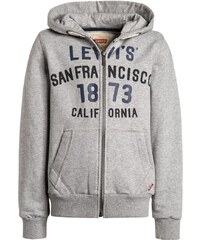 Levi´s® KALVIN Sweatjacke gris chine