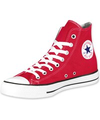 Converse All Star Hi chaussures red