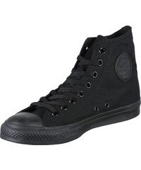 Converse All Star Hi Schuhe black mono