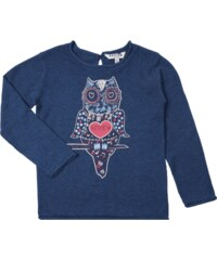 Review for Kids Pullover aus Baumwolle mit Eulen-Print