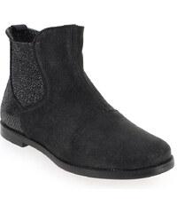 Boots Enfant fille Primigi en Cuir Noir