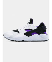 Nike Air Huarache White Hyper Grape Black Purple Dynasty