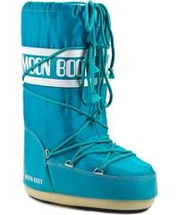 Schneeschuhe MOON BOOT - Nylon 14004400068/D Turquoise