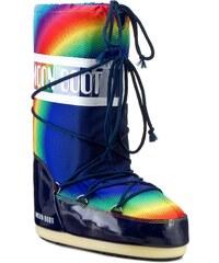 Schneeschuhe MOON BOOT - New Rainbow 2.0 14019600001 Multicolor Blue