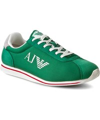 Polobotky ARMANI JEANS - 06533 31 R6 Green