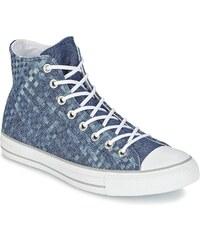 Converse Chaussures CHUCK TAYLOR ALL STAR DENIM WOVEN HI