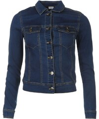 JDY Eagle Denim Jacket Med Blue Denim