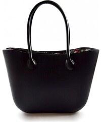 Moderní černá kabelka Bagi Marlen 10005