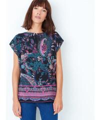 T-shirt imprimé à manches courtes Etam