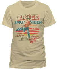 CID Herren T-Shirt BRUCE SPRINGSTEEN - TOUR