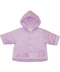 Schnizler Baby - Mädchen Jacke Kapuzenjacke Nicki Elefantenkette, Warm Wattiert