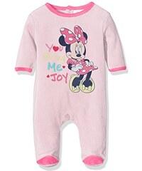 Disney Minnie Mouse Baby - Mädchen Schlafstrampler EP0305