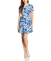 Wolf and Whistle Damen Kleid Floral Skater
