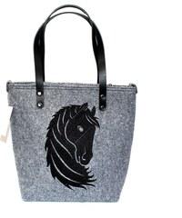 Designové kabelky, filcové kabelky, kabelky s výšivkou, luxusní kabelky