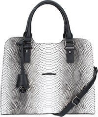 Dámská kabelka Hexagona 584624 - černo-bílá