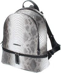 Dámský batoh Hexagona 584617 - černo-bílá