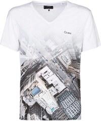 Guess Departure - T-Shirt - weiß