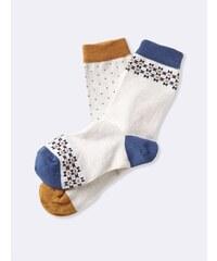 Cyrillus Lot de 2 chaussettes - multicolore