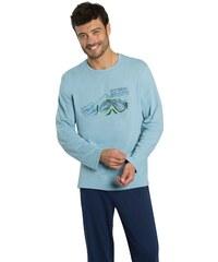 Athena Pyjama 2 pièces - bleu