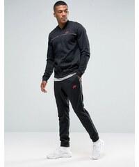 nike roshe run toute noir - Nike - Pantalon de jogging slim imprim�� - Noir 807265-014 - Noir ...