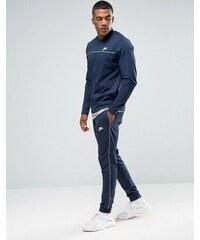 Nike - 804308-451 - Blauer Trainingsanzug im Set - Blau