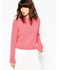 See By Chloé - Strickpullover in Rosa - Rosa