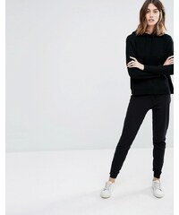 Warehouse Slim track pants - Noir