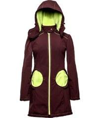 Liliputi kabát na nošení dětí hnědý