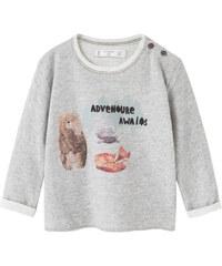 MANGO BABY T-Shirt Jaspé Coton