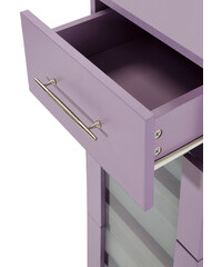 bpc living Armoire 4 tiroirs Ted, avec 4 tiroirs rouge maison - bonprix