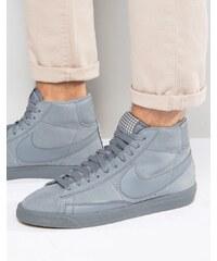 Nike - Blazer - Baskets mi-montantes de qualité supérieure - Gris - 638261-015 - Gris
