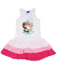 Lesara Kinder-Kleid Frozen - Weiß - 98