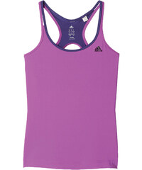 adidas Performance Damen Trainingsshirt / Tank Top Basic Strappy Tank
