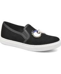 COSMOPARIS - Eyes - Sneaker für Damen / schwarz