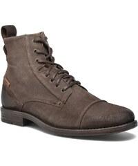 Levi's - Emerson Lace Up - Stiefeletten & Boots für Herren / braun