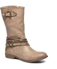 Mustang shoes - Mupe - Stiefeletten & Boots für Damen / braun
