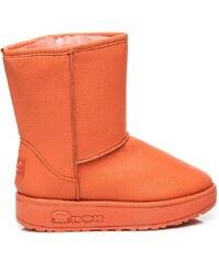 TORNA Perfektní dámské sněhule - oranžové