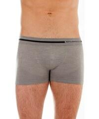 BRUBECK Bezešvé prádlo Wool BX 10430 grey