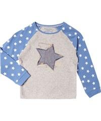 Review for Kids Sweatshirt mit Stern-Aufnäher