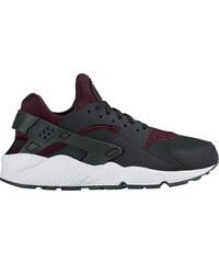 Nike Air Huarache Schuhe anthra/maroon