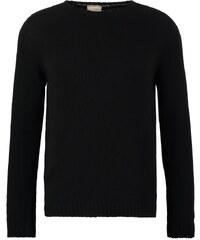 120% Cashmere Strickpullover black