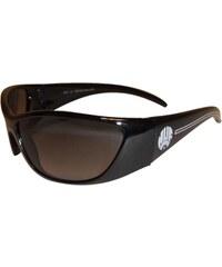 Sluneční brýle NUFC Retro Crest černá/bílá