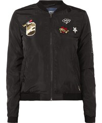 Only Bomber mit Patches