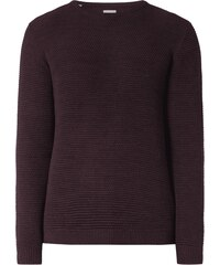Selected Homme Strickpullover aus Baumwolle