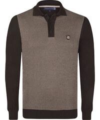 Giorgio Di Mare Pánský svetr GI3627841_Brown
