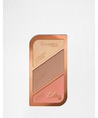 Rimmel London Rimmel - Kate - Make-up-Palette - Mehrfarbig