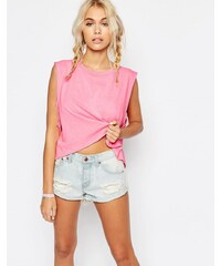 Wildfox - Easy - T-shirt - Beige