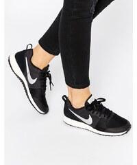 Nike - Elite Shinsen - Sneakers in Schwarz & Silber - Schwarz